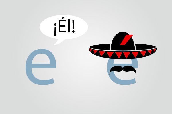 trong>–</strong> Диакритические знаки в испанском