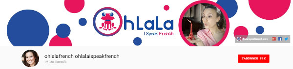 Oh La La, I Speak French